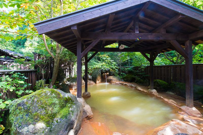 岐阜・奥飛騨の平湯温泉をサクッと巡るプチぶら散策
