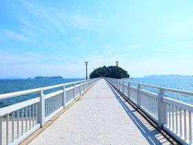 愛知・蒲郡の竹島「八百富神社」は宝物と自然パワー溢れる神秘域