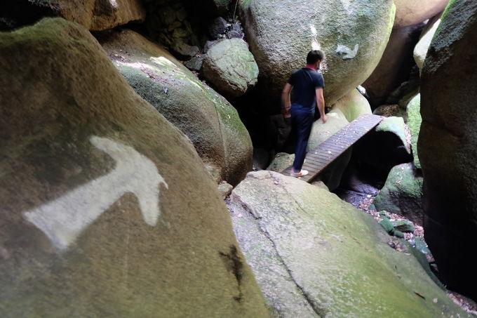 岩窟巡りは拝観条件を事前に必ずチェックしてから!