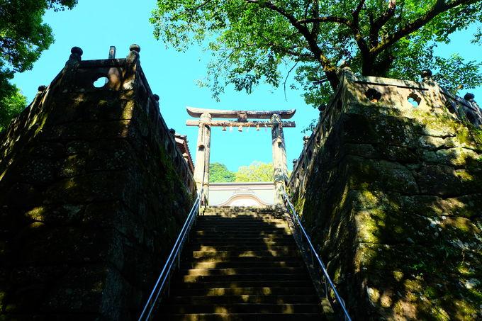 武雄市最古の由緒ある武雄神社
