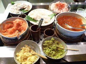 朝食日本一!「ラビスタ函館ベイ」で海鮮丼、焼き物、スイーツ・・充実の朝ごはんでエネルギーチャージ♪