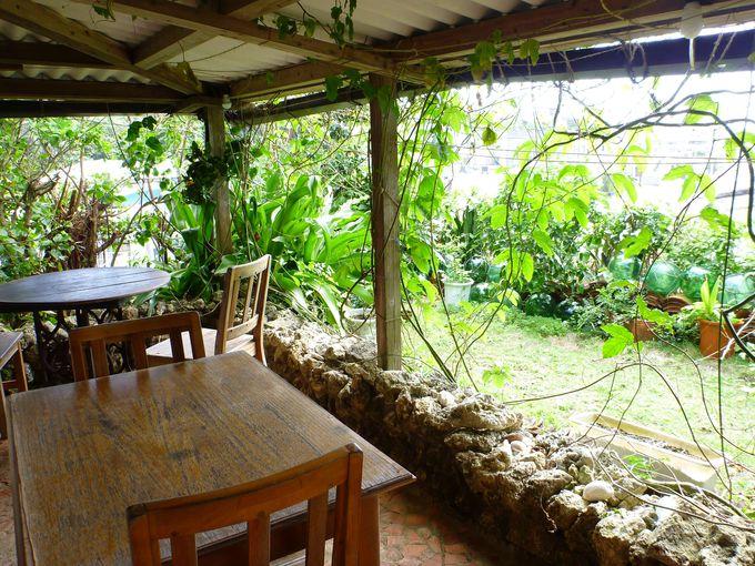 日本最西端のカフェ 与那国島の「ユキさんち」