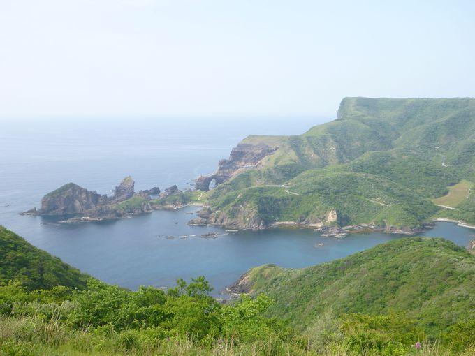 隠岐諸島の歩んできた歴史を地形から感じよう