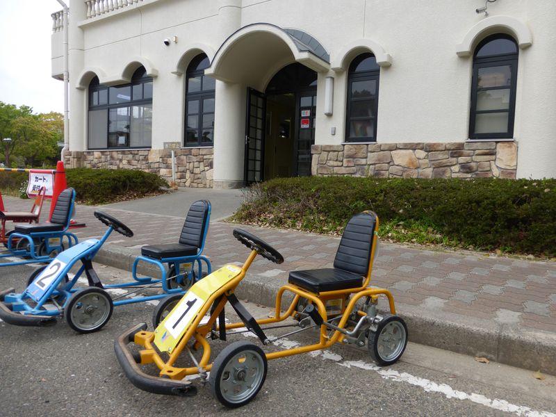 無料が嬉しい♪交通マナーも学べる豊橋市交通児童館で小さい子供でも安全に遊ぼう!