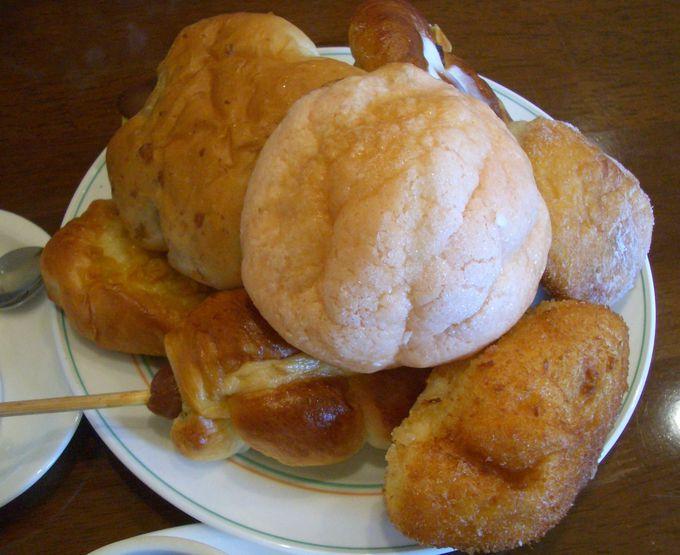衝撃のサービスは「シャンテーコジマ」の前日のパンが食べ放題!