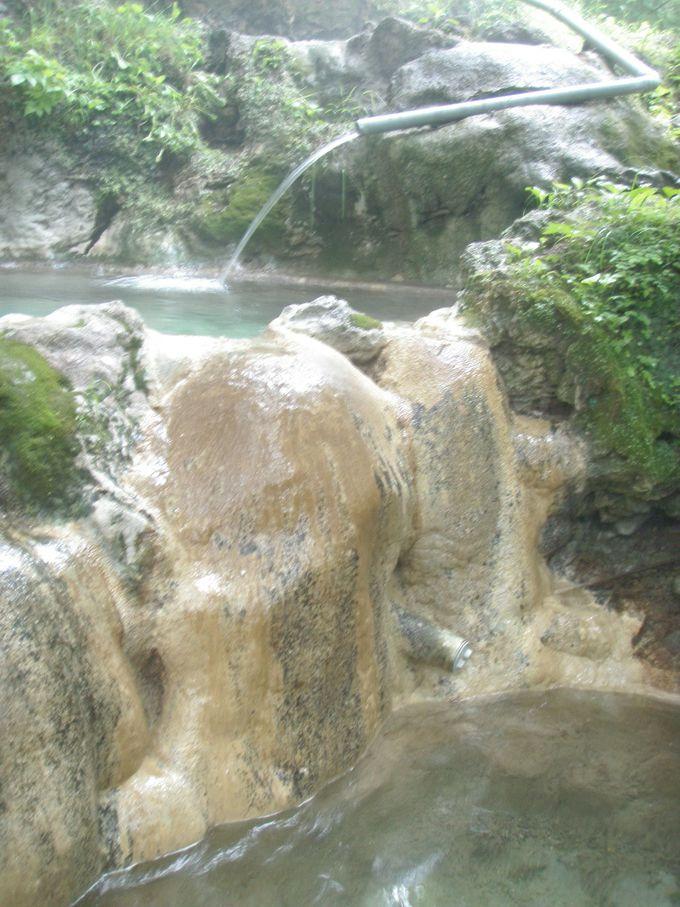 冬季は閉鎖されるワイルドな温泉「岩尾別温泉」