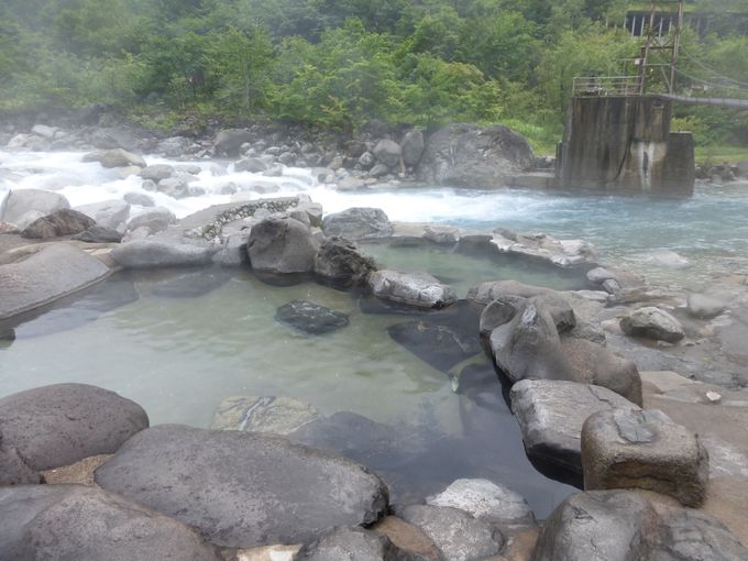 【宿泊】新穂高温泉でゆっくり