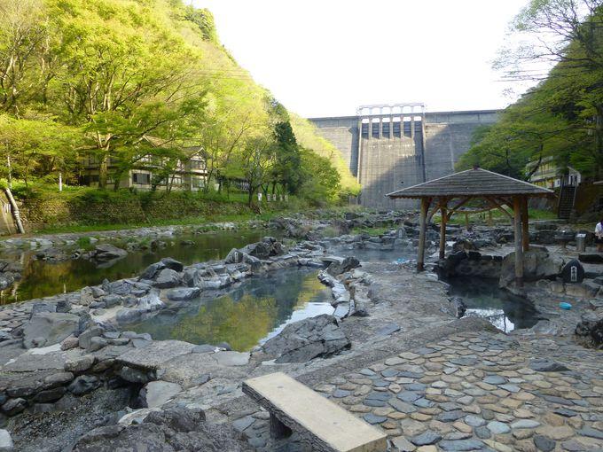 岡山の温泉代表!西の横綱「湯原温泉」の砂湯を堪能