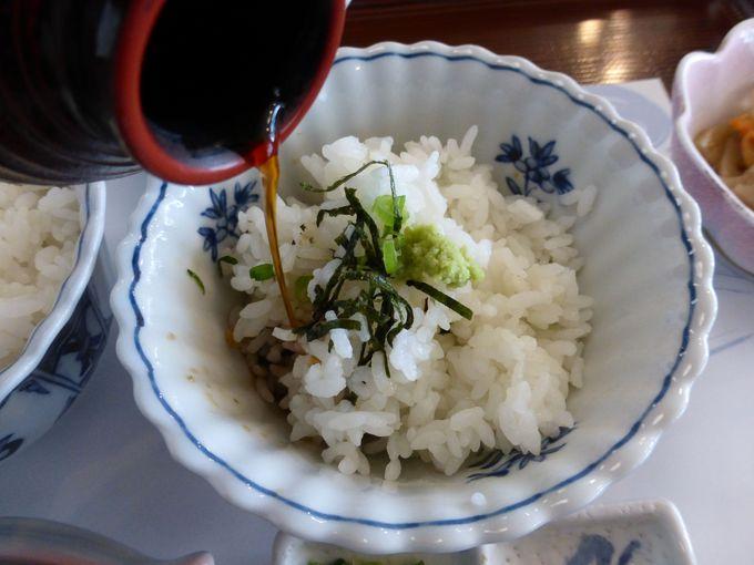 「うずめ飯」以外もおすすめ!郷土料理にヒントを得た「大黒めし」