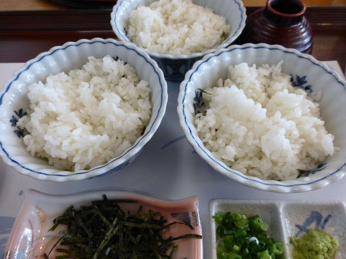 「大黒めし」のおすすめは日本五大飯の「うずめ飯」