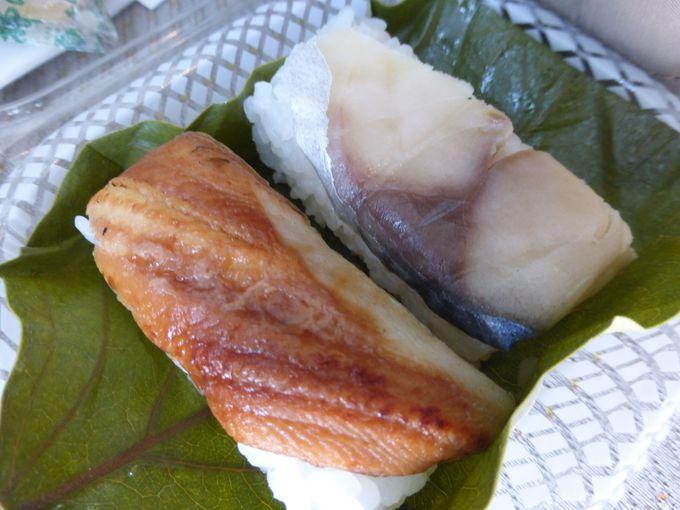 柿の葉寿司、奈良漬…奈良グルメを食べて旅行気分