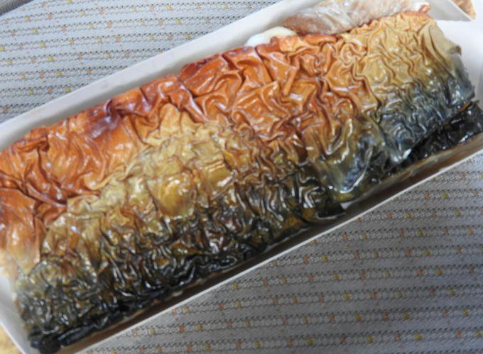 空弁でも大人気「焼き鯖寿司」は福井名物!