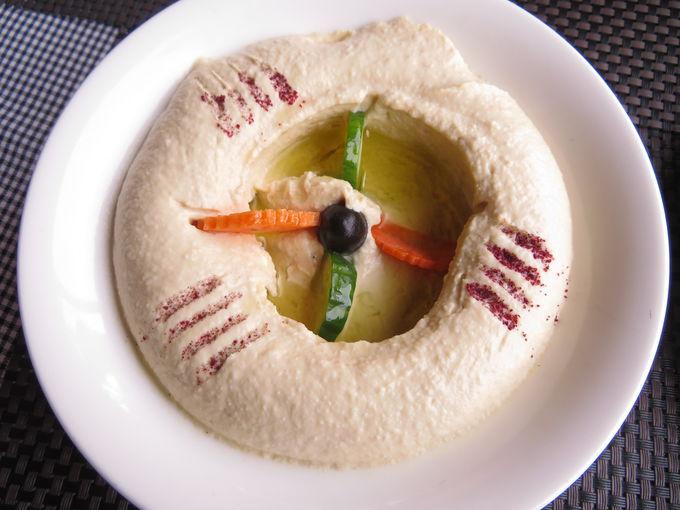 中東料理の代表格?!フムス