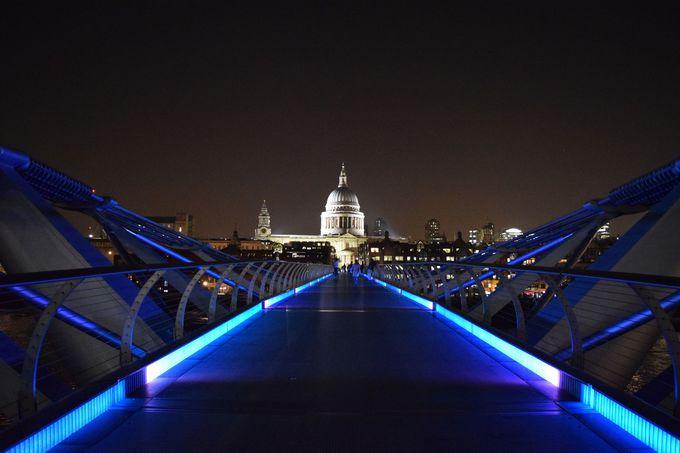 4.ミレニアム・ブリッジ/ロンドン