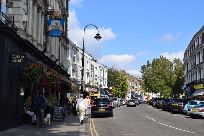 ロンドンを一望!セレブの街「プリムローズ・ヒル」の魅力