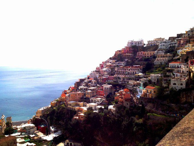 秋から春にかけての南イタリアはいいこと尽くし!