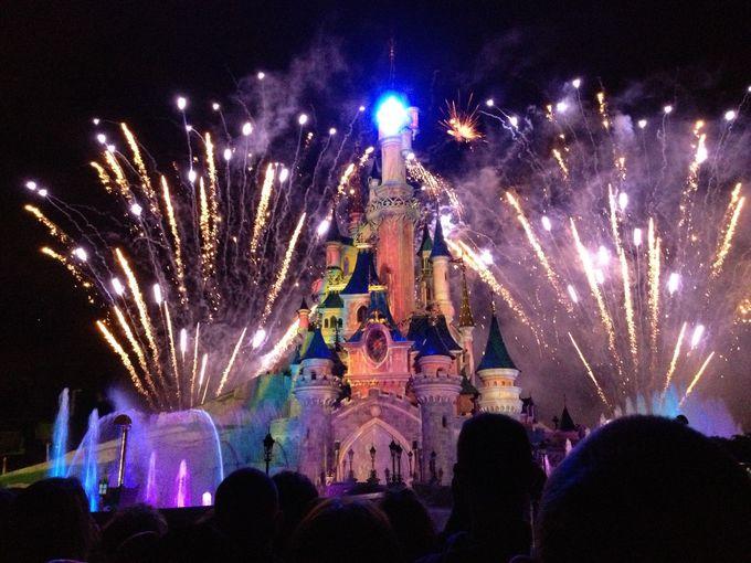 """夜のお楽しみ!""""Disney Dreams!""""で感動のフィナーレを"""