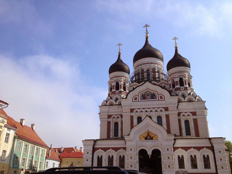 エストニア〜世界遺産タリン旧市街で気ままに街歩き〜