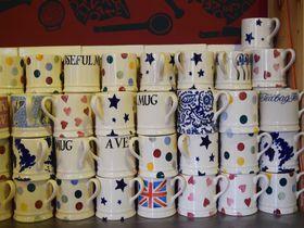 英国「陶器の町」へ!ロンドンから日帰りショッピングの旅