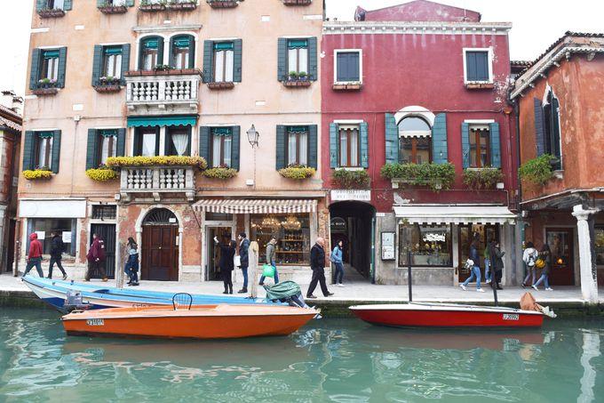 ガラス細工で世界的に有名!ムラーノ島をぶらり散歩