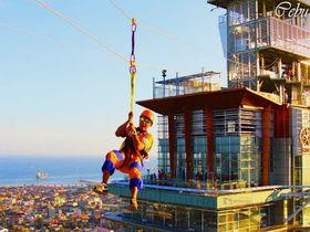 セブの40階建て高層ビルで楽しめる絶叫アトラクション3選「クラウンリージェンシーホテルアンドタワー」