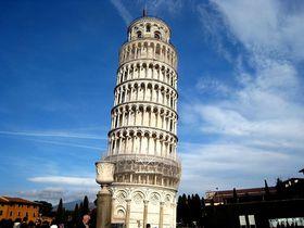 ガリレオの伝説を追え!世界遺産、ピサの斜塔と1つのランプ