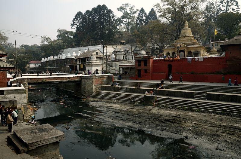 ネパール最大のヒンドゥー教寺院!