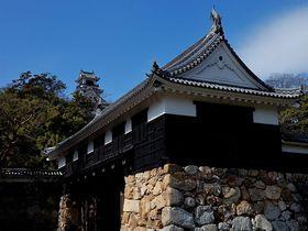 坂本龍馬も見上げた!大河ドラマゆかりの高知城は現存12天守の一つ!