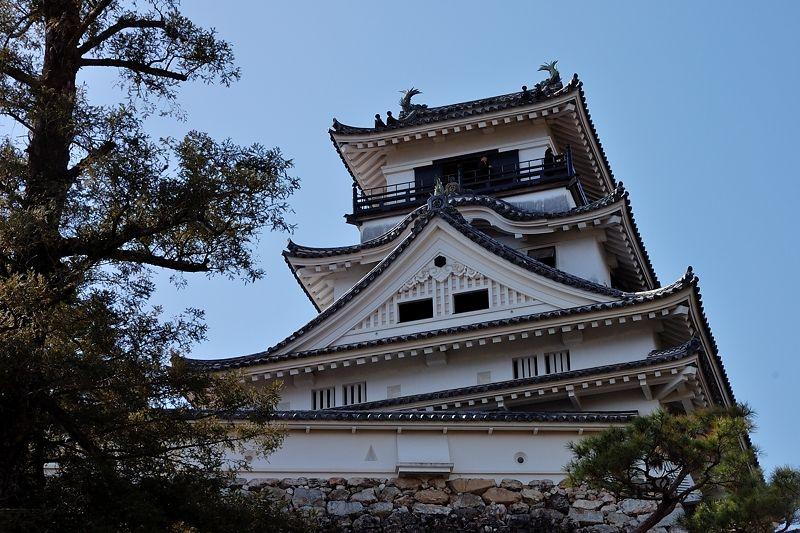 日本にわずか12しかない現存の天守閣を誇る「高知城」で幕末の歴史を感じよう