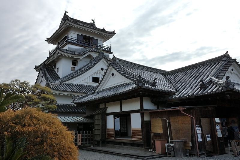 日本で唯一残る「完全な」本丸御殿