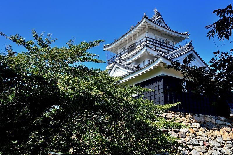 「出世城」と呼ばれた浜松城で、徳川家康の若き日に想いを馳せる!