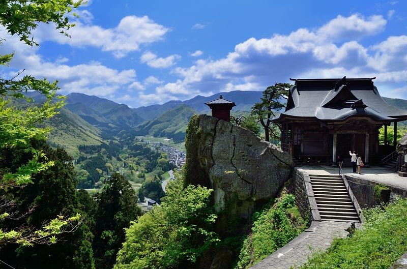 4.開山堂と納経堂