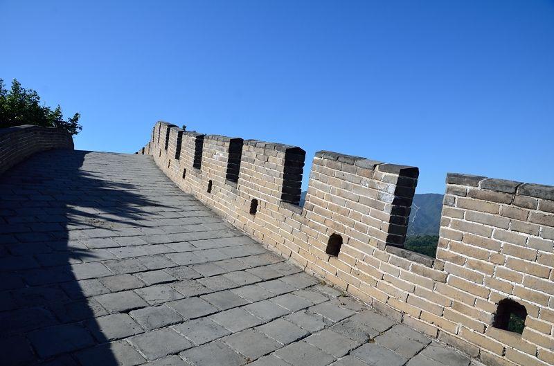 守りのための城壁