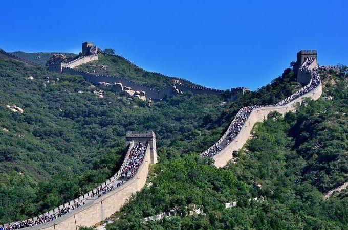 1.万里の長城