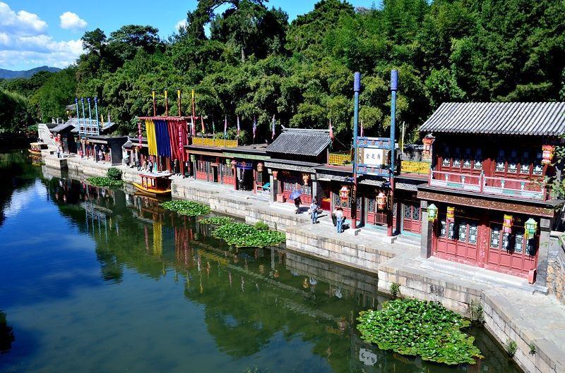 北京に再現された東洋のベニス!頤和園・蘇州街の魅力に迫る!