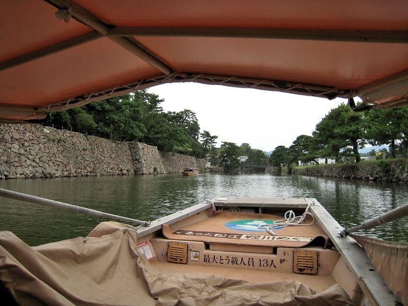 ぐるっと松江「堀川めぐり」