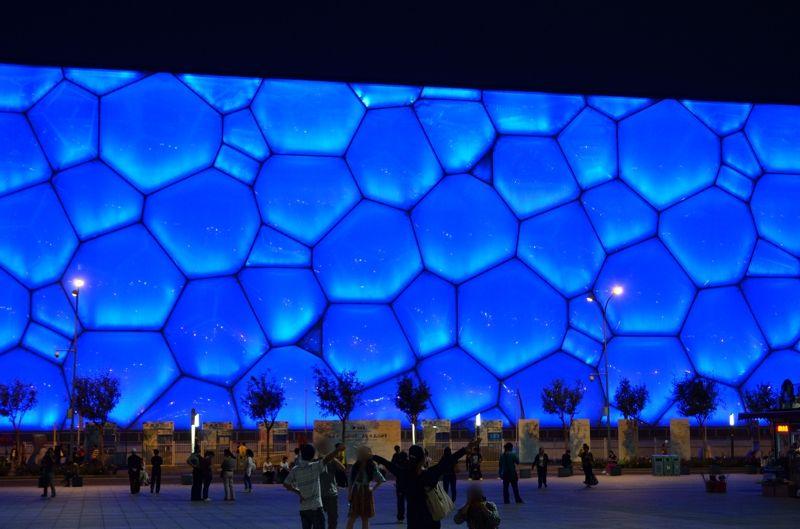 7.オリンピック公園(北京)