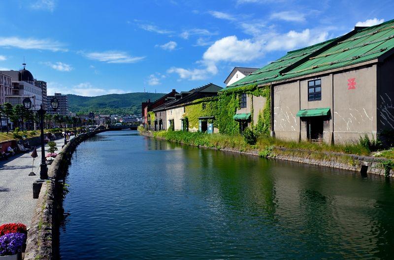 4日目:「小樽運河」をのんびりと楽しむ