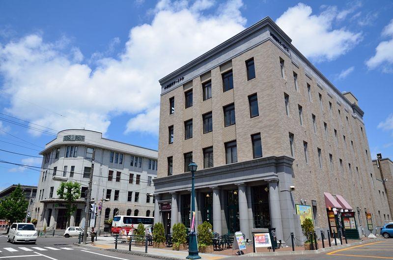 新たな役割を担う「旧三菱銀行小樽支店」