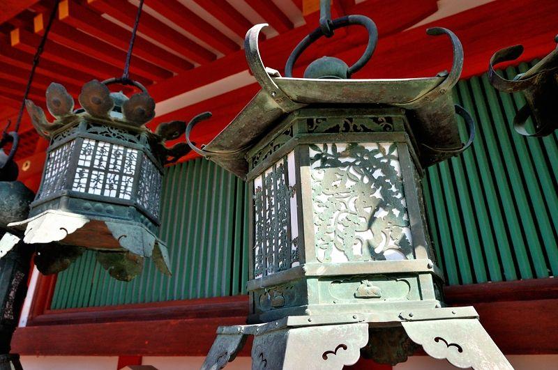 大河ドラマ『天地人』で有名に!直江兼続が奉納した釣灯籠は必見!