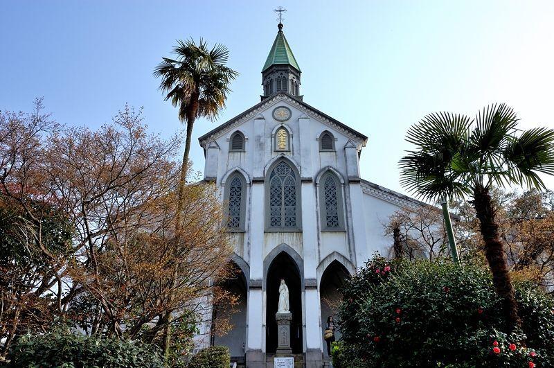世界遺産登録を目指す日本最古の木造教会「大浦天主堂」