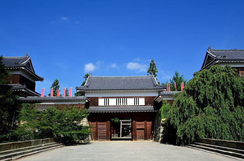 大河ドラマで注目を集める、真田家の居城「上田城」
