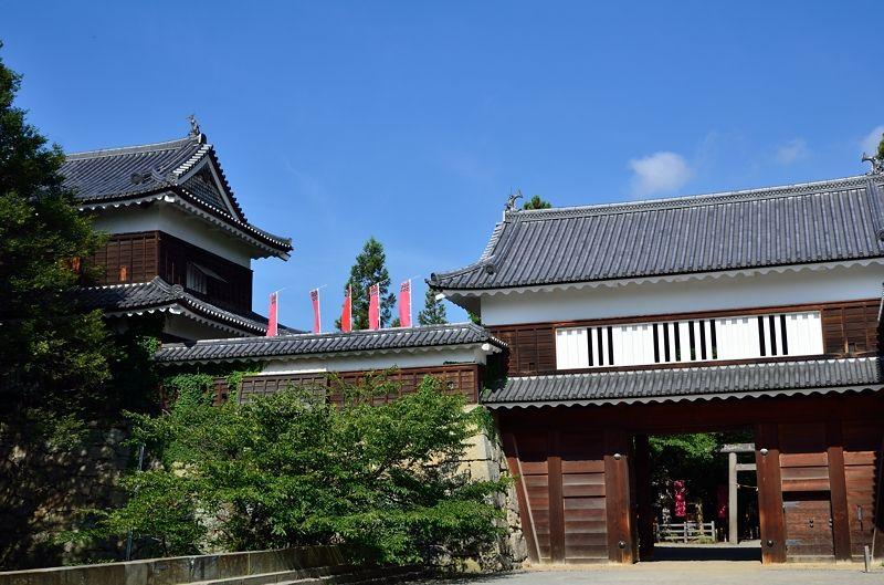 真田氏の居城、難攻不落の「上田城」
