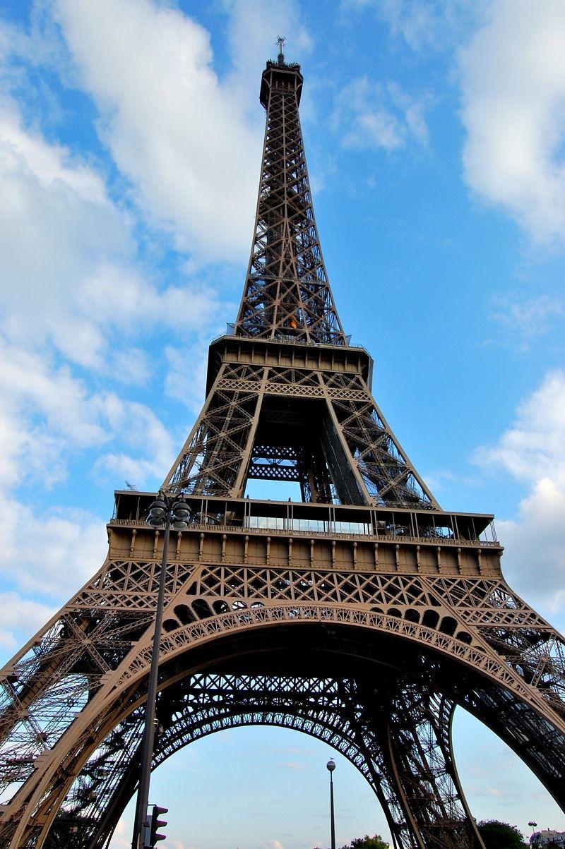 世界で最も美しい鉄塔!エッフェル塔の歴史