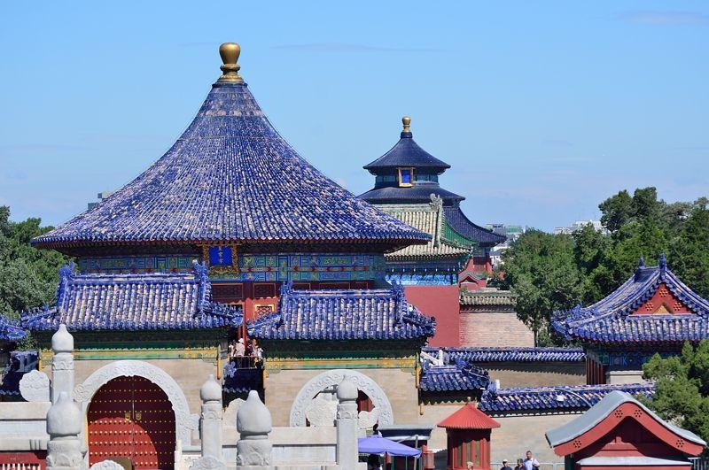 北京の世界遺産「天壇」