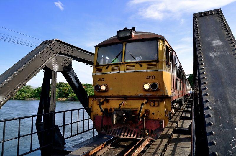 「死の鉄道」と呼ばれた旧泰緬鉄道の歴史