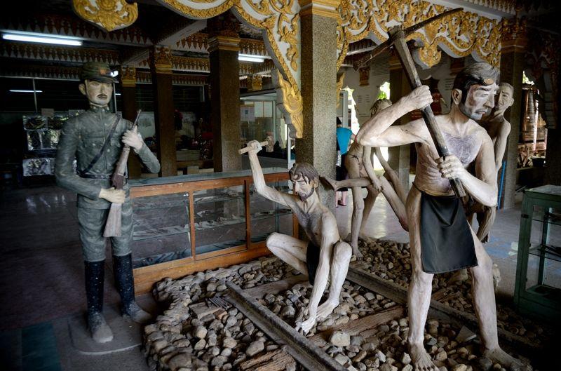 戦争の歴史を今に伝えるJEATH戦争博物館