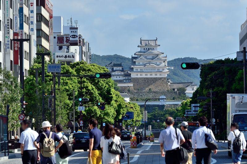 10.姫路城から徒歩で行ける「姫路城十景」
