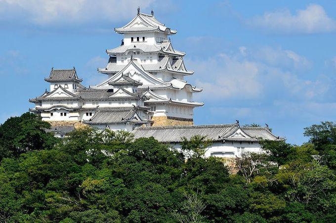 高台から姫路城を眺めるなら景福寺公園がおすすめ!