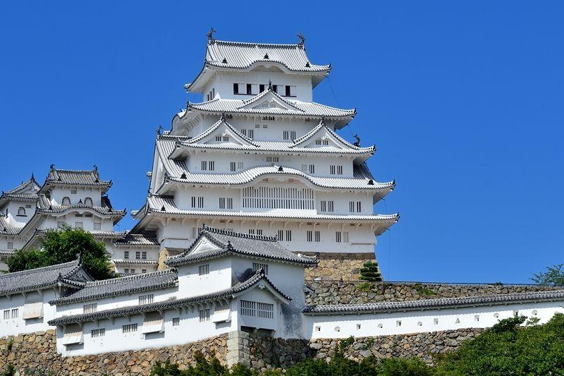 白さの秘密も解明!世界遺産・姫路城の歴史と天守閣観賞ポイント